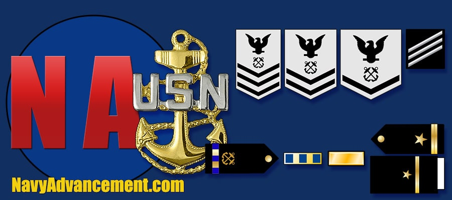 Navy Advancement Career Guide & NPC News